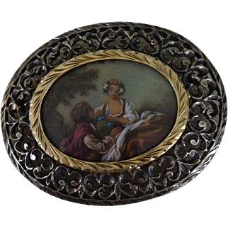Early 1700's Broche