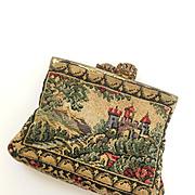 Vintage miniature purse for doll