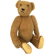 Vintage artist teddy bear by Irene Burnley