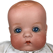 German bisque rare character baby