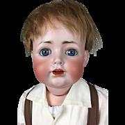 Antique Kestner character boy, model 260