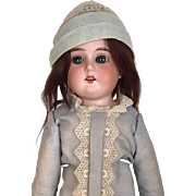 Antique Armand Marseille doll, Arabesque doll, vintage doll, bisque head, model 370