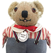 "Teddy Bear by Teddy Bears of Witney,""Master Teddy"""