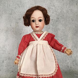 Gebruder Heubach Antique German Bisque Character Doll