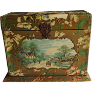Victorian Celluloid Letter Box