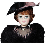 "Madame Alexander 21""  Portrait doll ""Toulouse Lautrec"" #2250 with box"