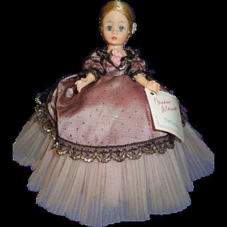 Madame Alexander Portrette doll Cissette #1115 Rosette