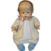"Composition 16"" Horsman Buttercup doll"