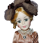 "Madame Alexander 21"" Manet Portrait doll with box"