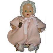 Horsman composition and cloth Buttercup doll 1931
