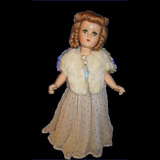 "20"" Arranbee R&B Nancy Lee composition doll"