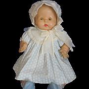 """Composition 16"""" Horsman Buttercup doll"""