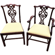 Set of 6 Historical Charleston Collection Dinning Room Chair
