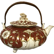 Antique English Copland Japanese Inspired Teapot