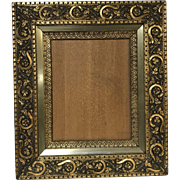 Beautiful Ornate Gilded Picture Frame