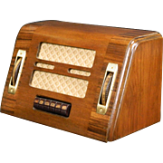 1938 General Electric AM Radio Model GD-60