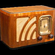 1938 Philco AM Radio Model 38-12