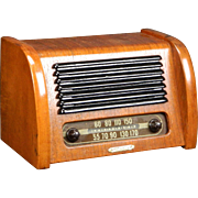 1940 Teletone AM Radio Model 117A