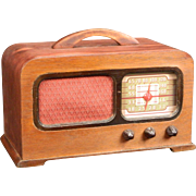 1941 Philco AM Radio Model 41-220