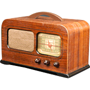 1941 Philco AM Radio Model 41-220