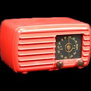 1942 Zenith AM Radio Model 5D611