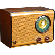 1946 Emerson AM Radio Model 503