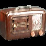 1946 Emerson AM Radio Model 507