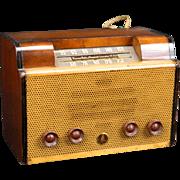 1946 Emerson AM Radio Model 512