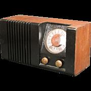 1946 Olympic AM Radio Model 502-U