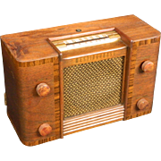 1946 Westinghouse AM Radio Model H130