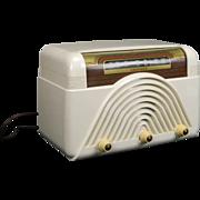 1948 Crosley AM Radio Model 9118W
