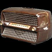 1949 Philco AM Radio Model 49-505