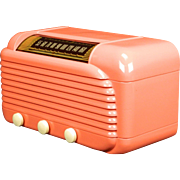 1949 Stewart Warner AM Radio Model B61T1