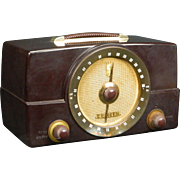 1950 Zenith AM & FM Radio Model H725
