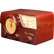 1951 Crosley AM & FM Radio Model 11-129