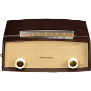 1952 Motorola AM Radio Model 52X