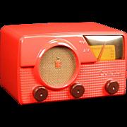 1953 Crosley AM & FM Bands Radio Model E-30-TN