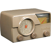 1953 Crosley AM & FM Radio Model E-30-TN