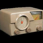1953 Crosley AM & FM Radio Model E-30-TN