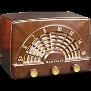 1953 Sentinel AM Radio Model 344