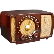 1955 Zenith AM & FM Bands Radio Model Y723