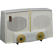 1958 Philco AM Radio Model G828