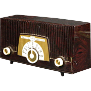 1958 Philco AM Radio Model G963