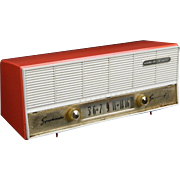 1959 Westinghouse AM radio Model H-637T6