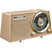 1961 Motorola AM Radio Model A12N25