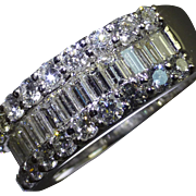 A Stunning quality 1.50 carat Diamond Ring