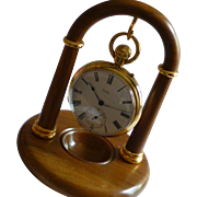 "31846  ""Locle"" Jules Montandon  18k Pocket Watch C 1890"