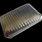 George III Silver Snuff / tabacco Case