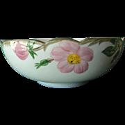 Franciscan Desert Rose Large Serving Dish Bowl