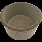 """Pot - Small Crock Pot - 2/1/2"""" Height"""